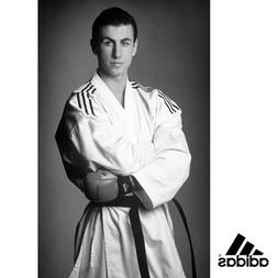 adidas Karate Middleweight Kata Elite Gi, 12oz uniform