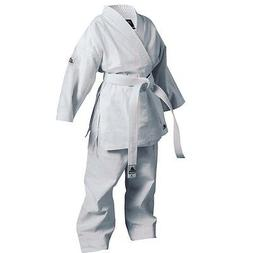 adidas Karate Training Uniform Student Gi with belt
