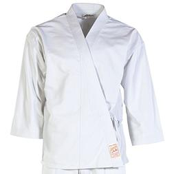 Karate Uniform 100% Cotton White Hayashi  #6
