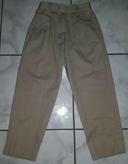 French Toast Kids Khaki School Pants Girls Size 6X