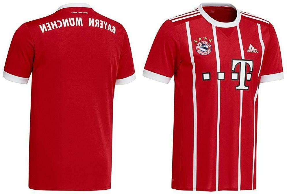 Adidas 17-18 Munich AZ7961 Soccer Shirts