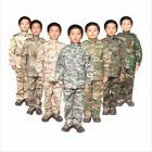 7475 Kids Camo Uniform Boys CS Tactical Military Outfits Tra