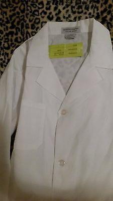 Lab Coat - Natural Uniforms - Superior Quality Unisex White