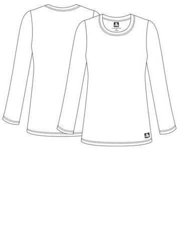 Adar Womens Sleeve T-Shirt