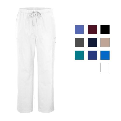 Adar Men Nurse Workwear Uniforms Drawstring Multi Pocket Tap