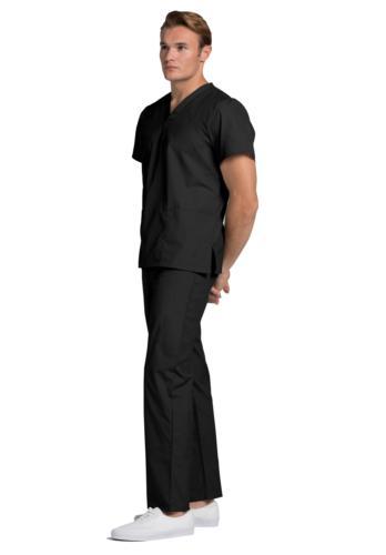 Adar Men's Doctor V-neck &