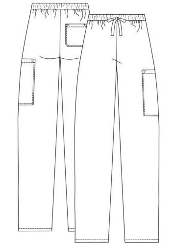 Adar Men Uniform Scrub Multi