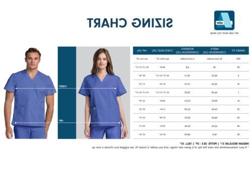 Adar Nurse Uniforms Multi Tapered