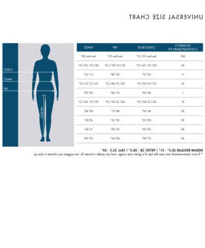 Adar Women Petite Nurse Uniform Pocket Tapered Leg