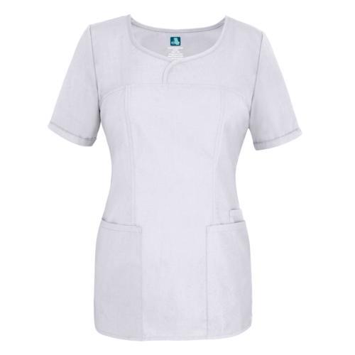 Adar Uniform V-Neck Pockets