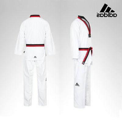 Adidas Original Taekwondo Dobok Uniform Kukkiwon WTF KTA App