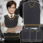 Adult Harry Potter V-Neck Sweater Cosplay Costume Uniform Ve