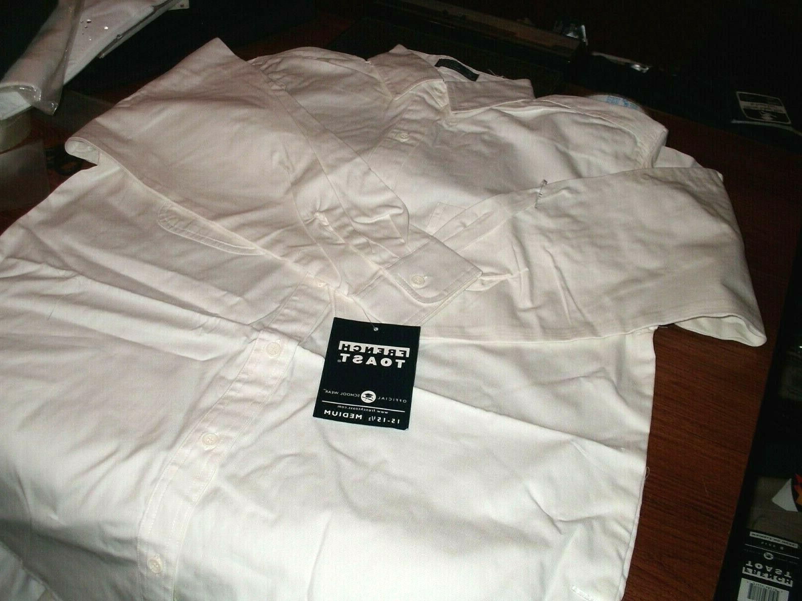 boys men s uniform shirts oxford white