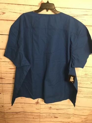 Carhartt brand Nurse Medical Royal Blue size