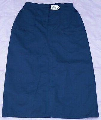carpenter school uniforms skirt size w30 x