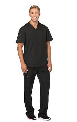 Dickies Dynamix V-Neck Medical Scrubs