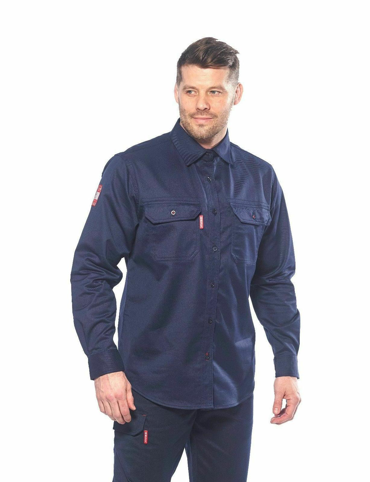fire resistant shirt fr 89 the bizflame