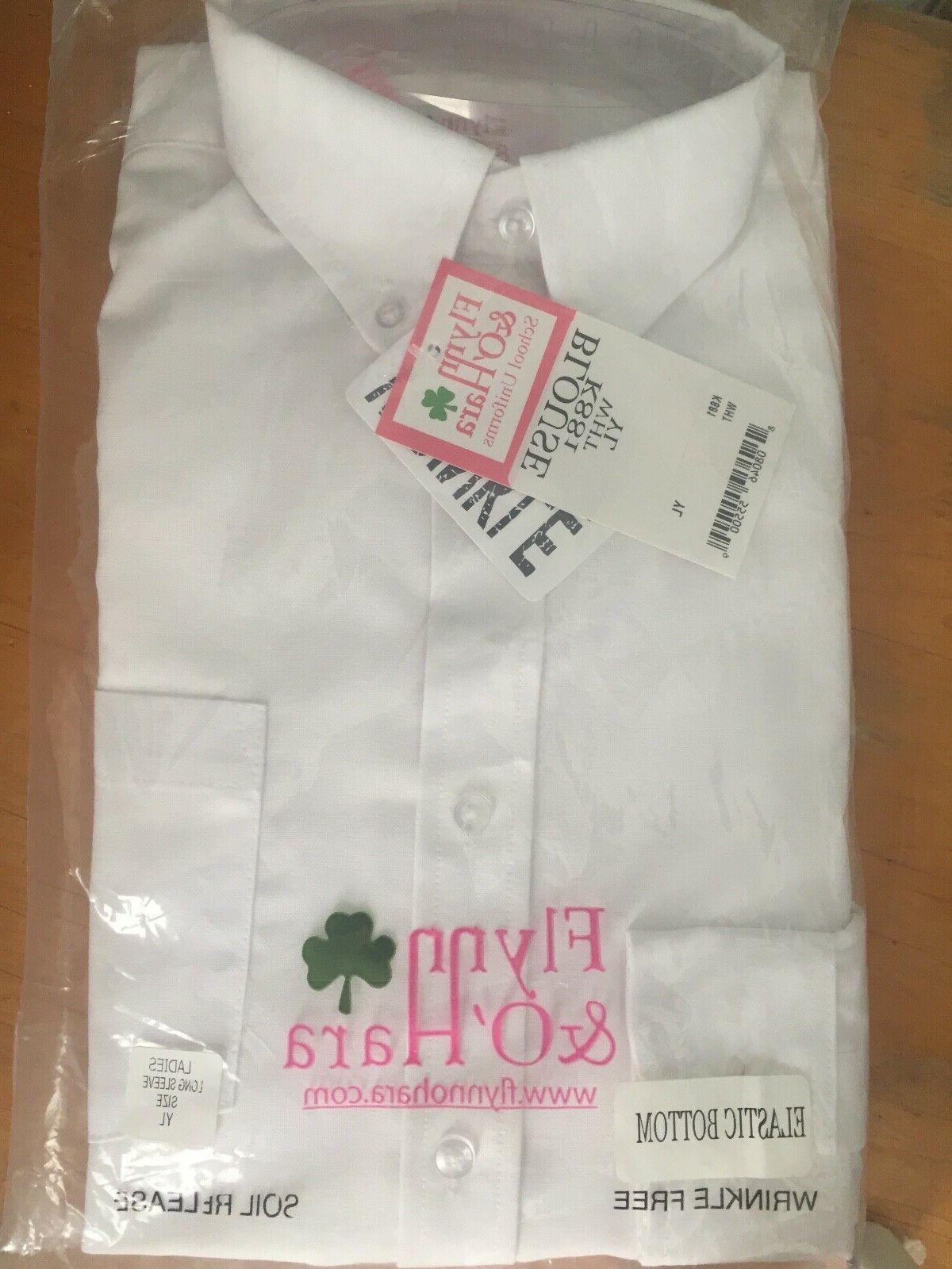 flynn and o hara uniforms long sleeve