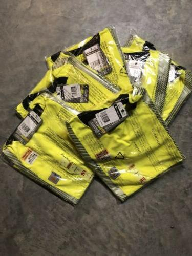 force flame res high vis long sleeve