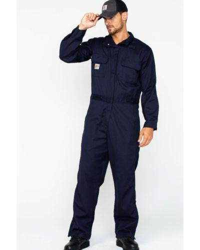 CARHARTT FR Flame Deluxe Coverall NFPA Size 2XL Reg
