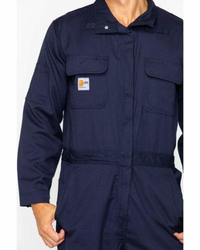 fr flame resistant deluxe coverall cat 2