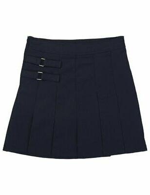 French Toast Girls' Pleated