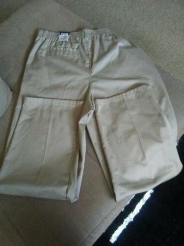 French Girls Uniform Pants Size 20 Cotton