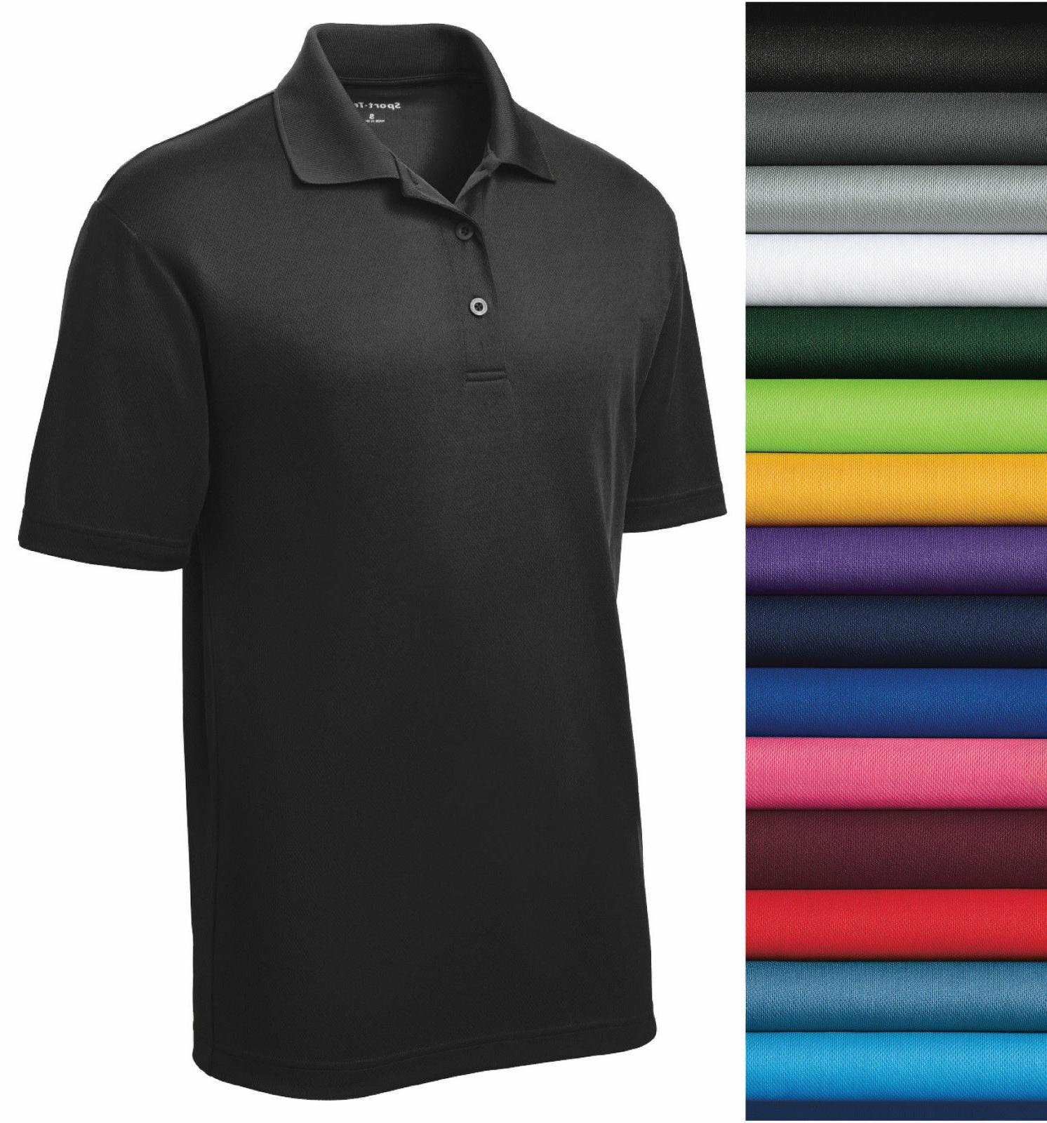 golf dri shirt polo sport school fit