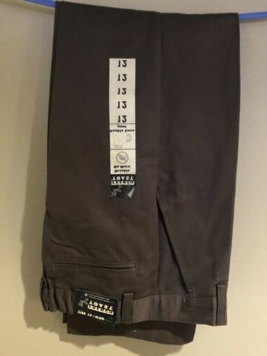 grey uniform pants size 12 for boys