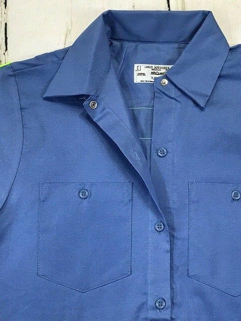 Hi Vis Reflective Safety Uniform 100%