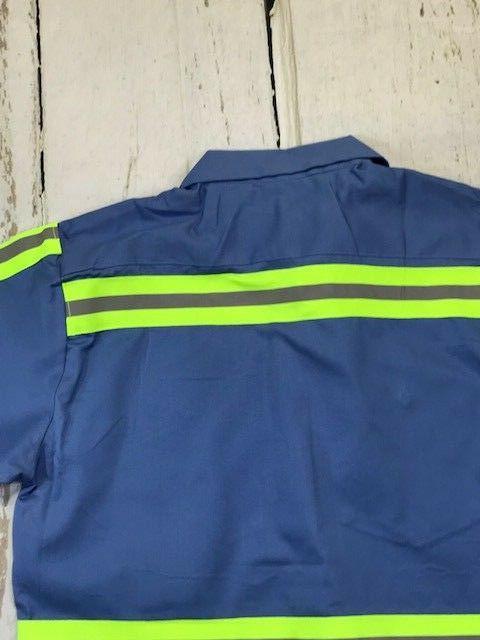 Hi Vis Safety Towing Work Uniform 100%