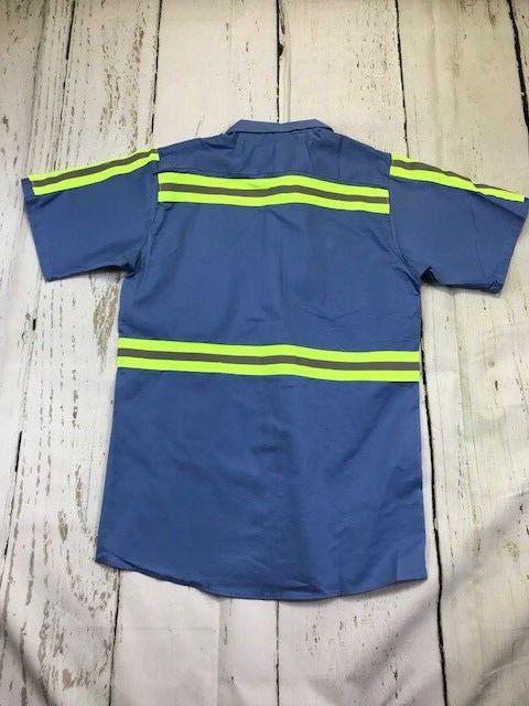 Hi Vis Reflective Safety Towing Uniform 100%