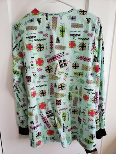 ICU By Barco Scrub Jacket Xs, NWT