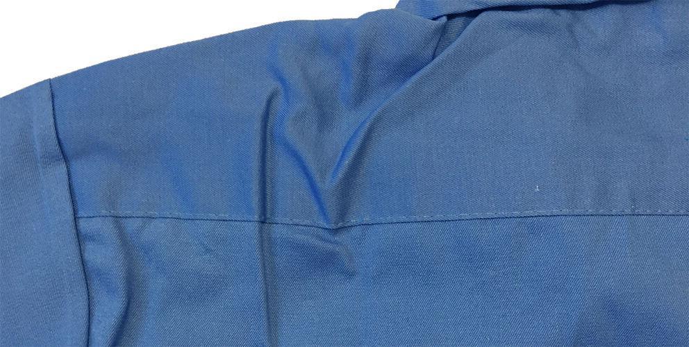 NEW! Uniform Shirt - Light Blue