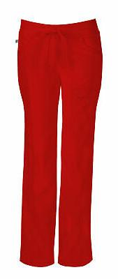 Infinity by Cherokee 1123AT Women's TALL Low-Rise Pant Medic