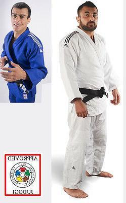 adidas Judo Gi IJF Approved Champion Uniform - 2 Colors