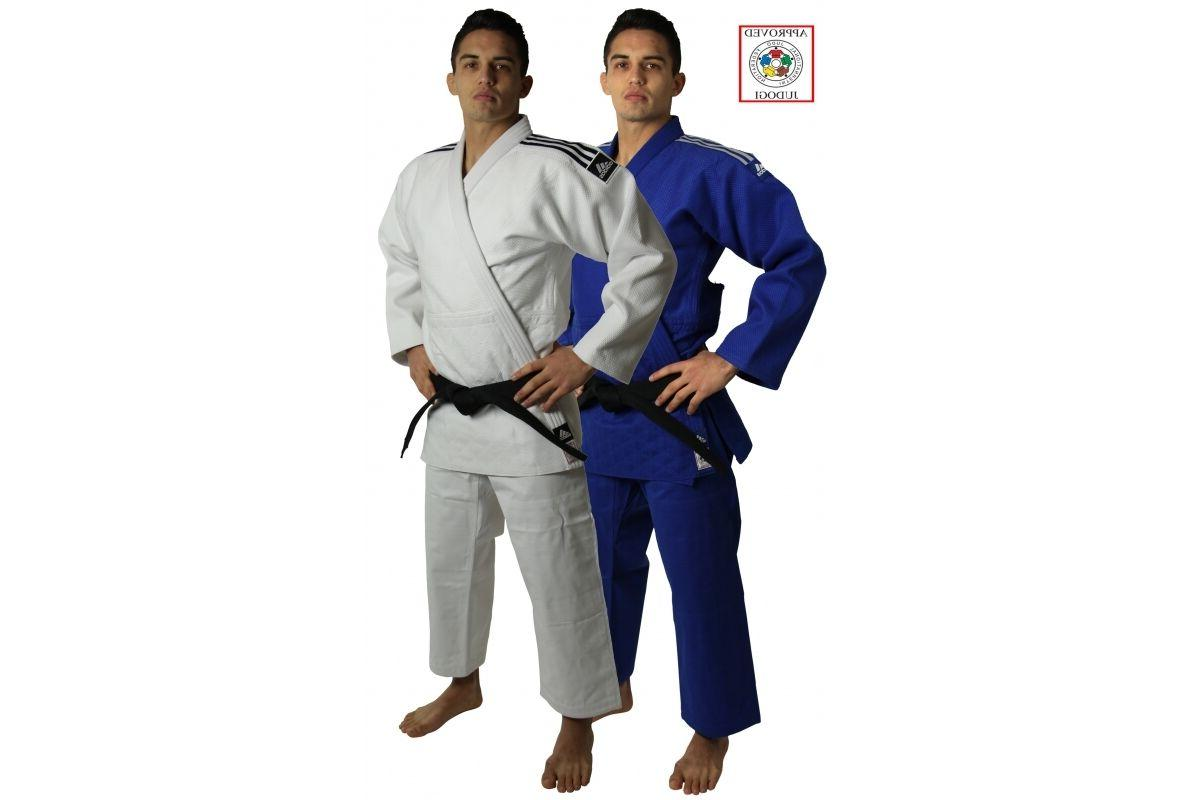 II Slim IJF Approved Adults Uniform