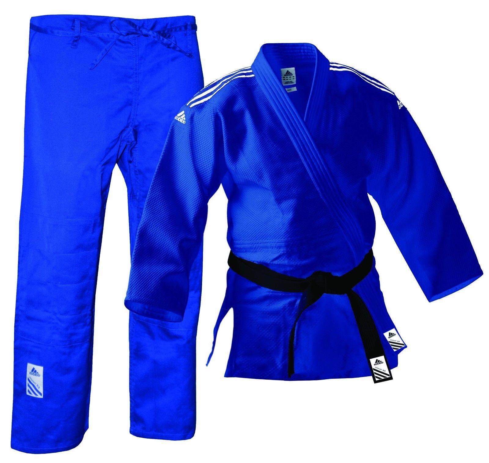 judo uniforms training j500 blue size 160