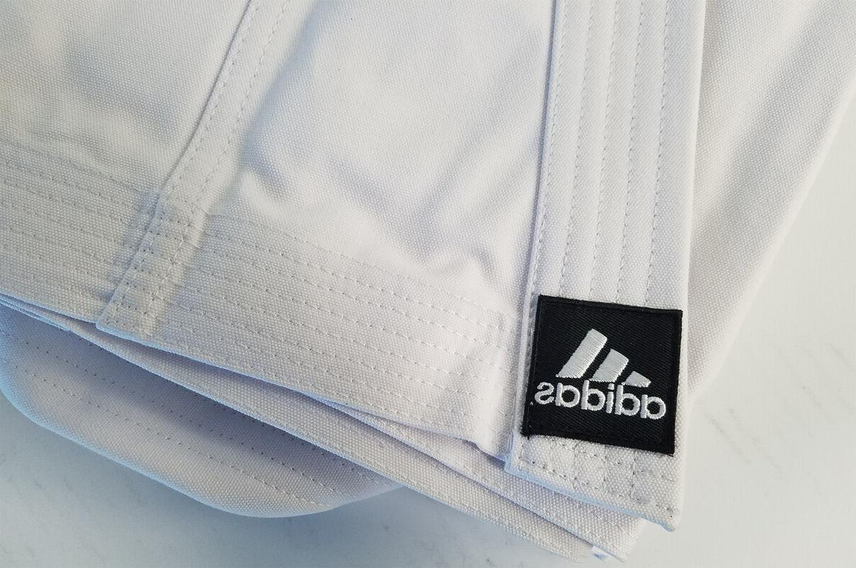 10oz Traditional-style uniform adidas Karate Kata Gi