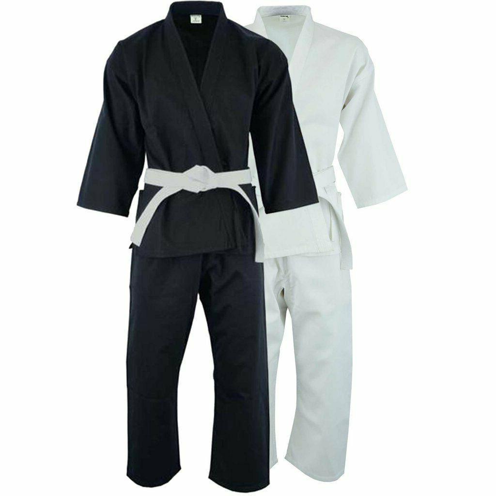 karate uniform light weight kids adults karate