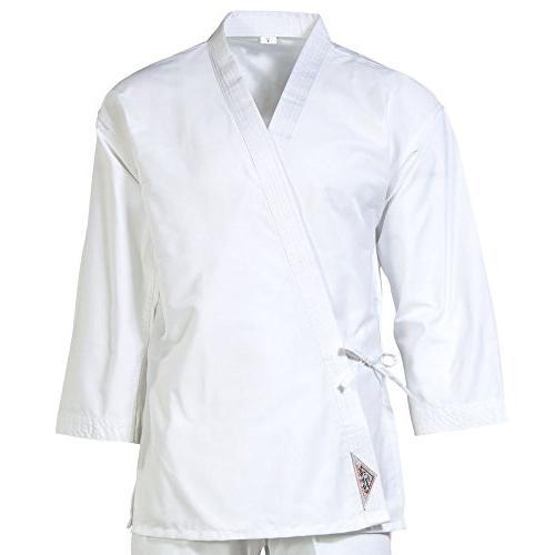 karate uniform light