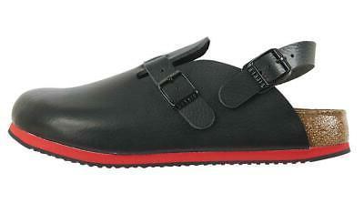 kay black super grip soft footbed