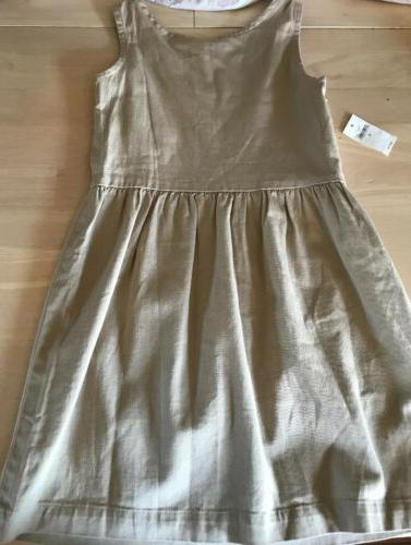Gap Uniform Jumper Dress, W/ Tags 6-7