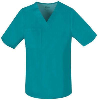 Cherokee Luxe 1929 Men's V-Neck Top Medical Uniforms Scrubs