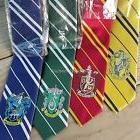 Magic School Uniform Tie Scarf Halloween Costume Accessory A