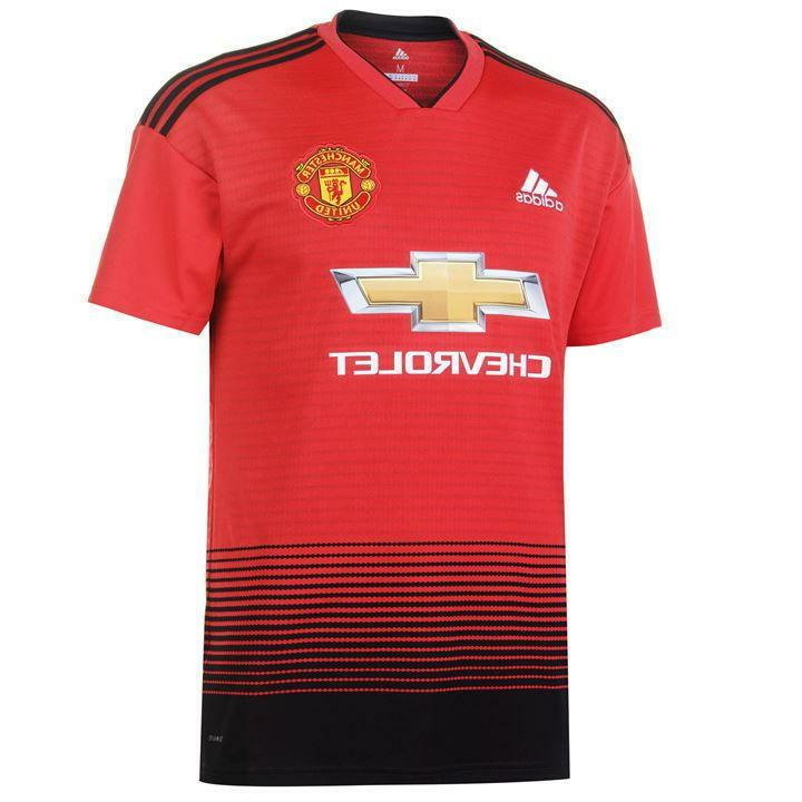Adidas Manchester United 20 Set of Soccer Team Uniform 2018-