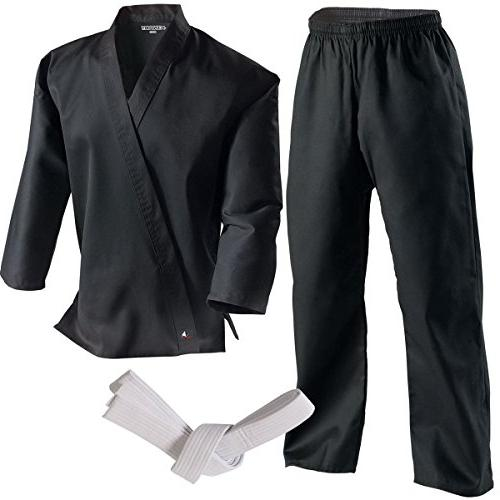 martial arts middleweight student uniform