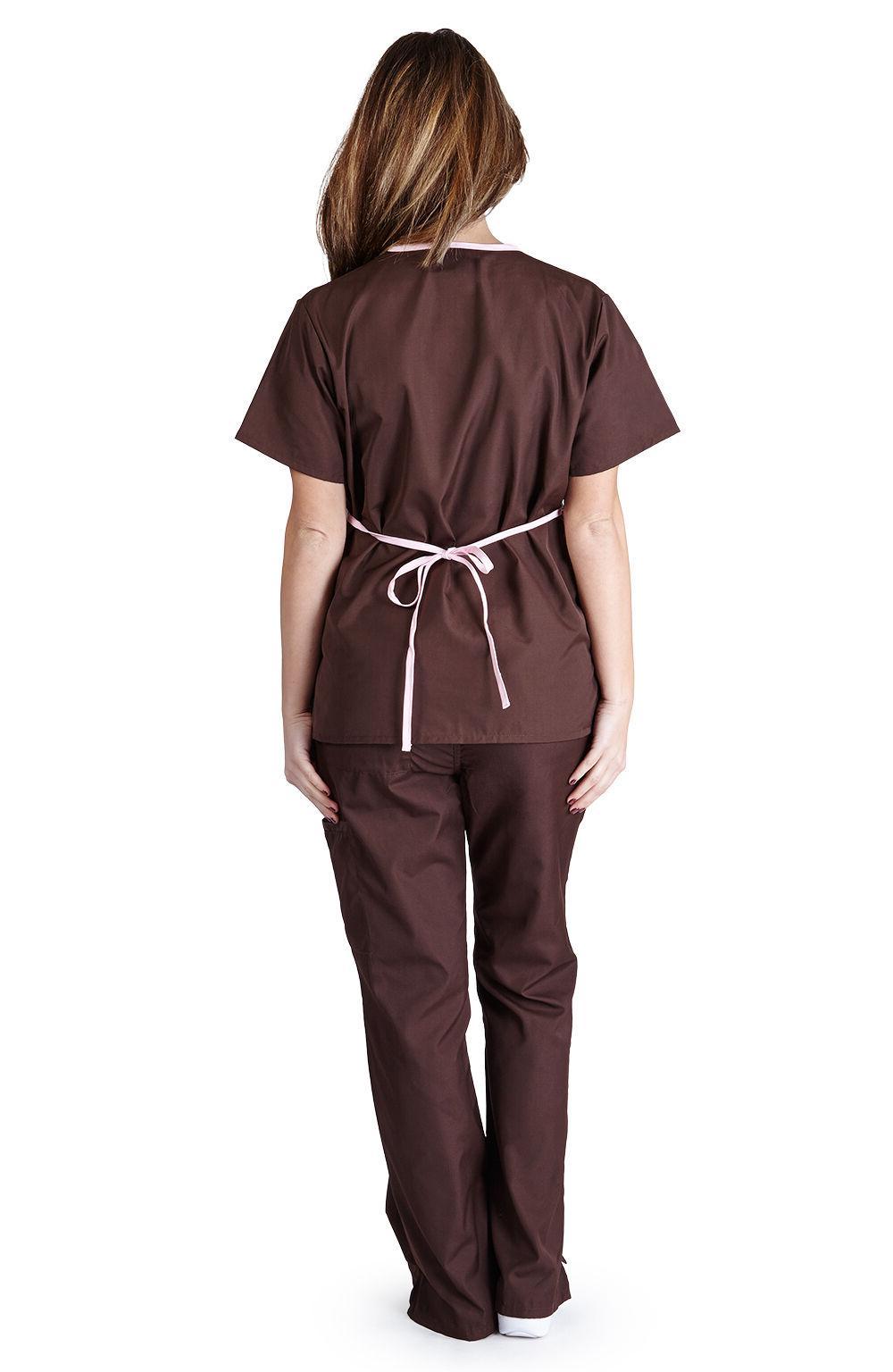 Medical UNIFORMS Contrast Size L XL