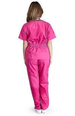 Medical Nurse Women Uniforms Sets Size - XL