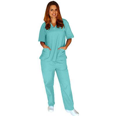 Medical Nursing Women Unisex Pants Hospital New